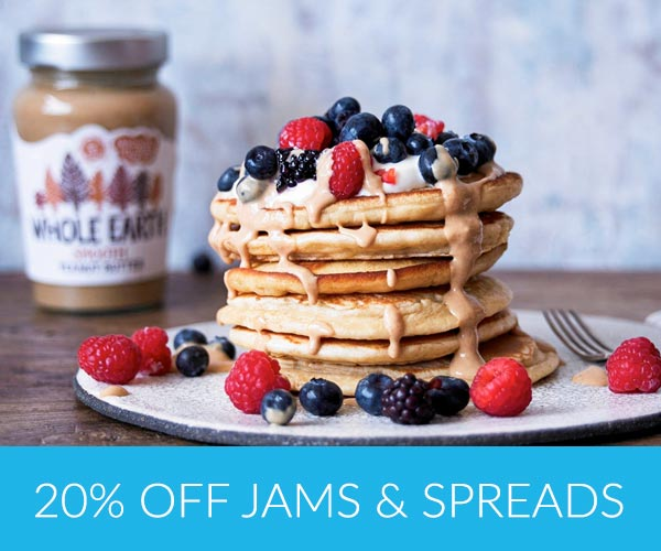 20% Off Jams & Spreads*
