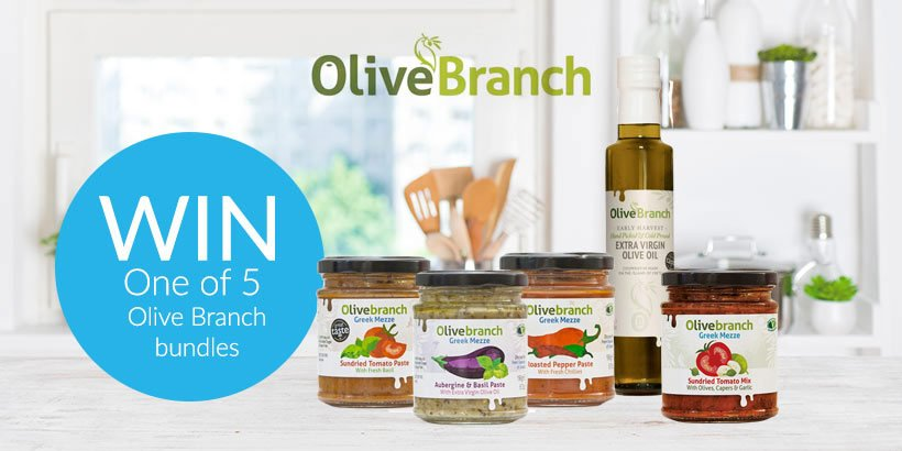 Win an Olive Branch Bundle