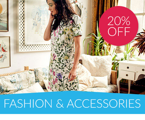 20% off Fashion
