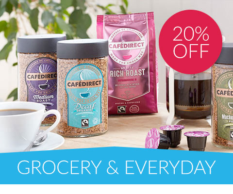 20% off Grocery & Everyday
