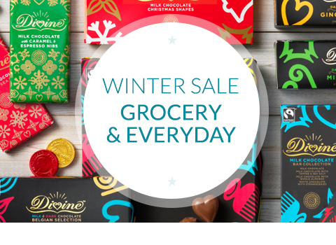 Winter Sale - Grocery & Everyday