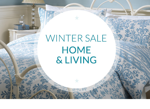 Winter Sale - Home & Living Accessories