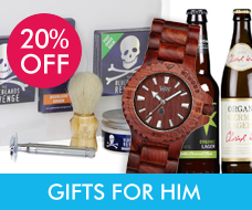 20% off Father's Day Gifts