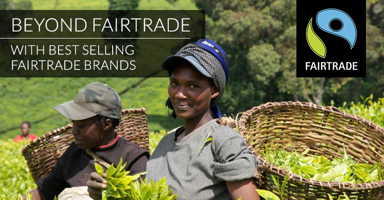 Beyond Fairtrade - best selling brands who help communities grow and develop
