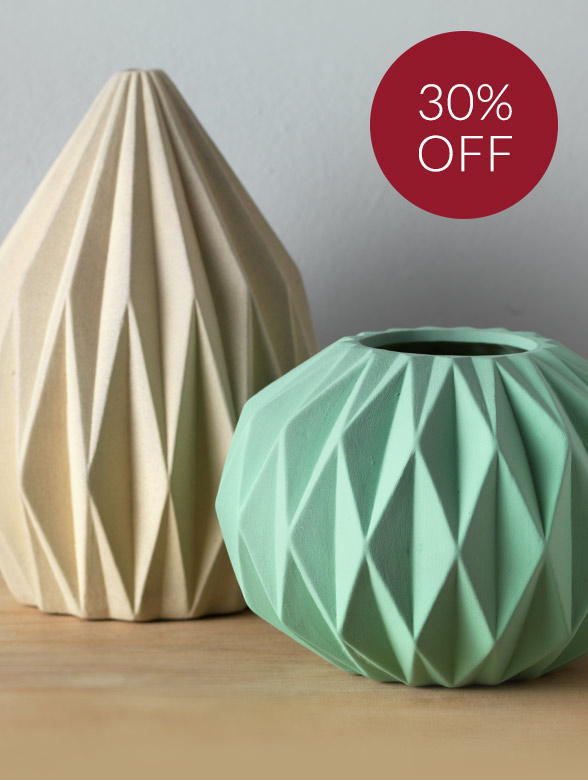 Decorative Home Accessories - up to 30% off*
