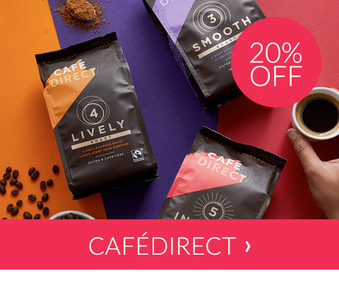 20% off Cafedirect