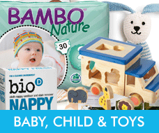20% off Baby, Child & Toys