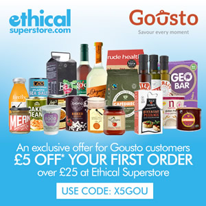 Exclusive offer for Gousto customers