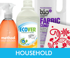 20% off Household & Cleaning