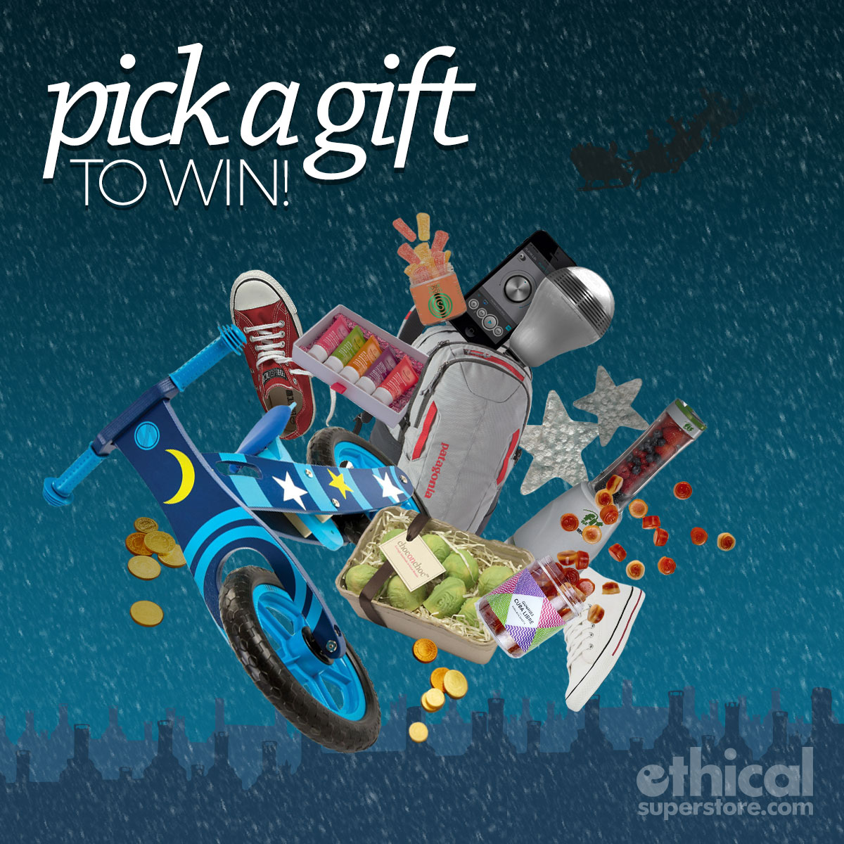 Win a Christmas Present from Ethical Superstore