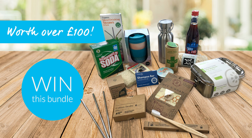 Win a Plastic Busting Kit