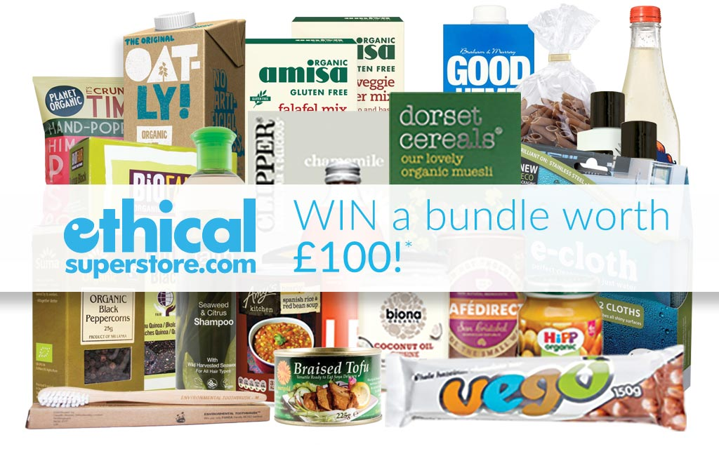 Win a bundle worth £100
