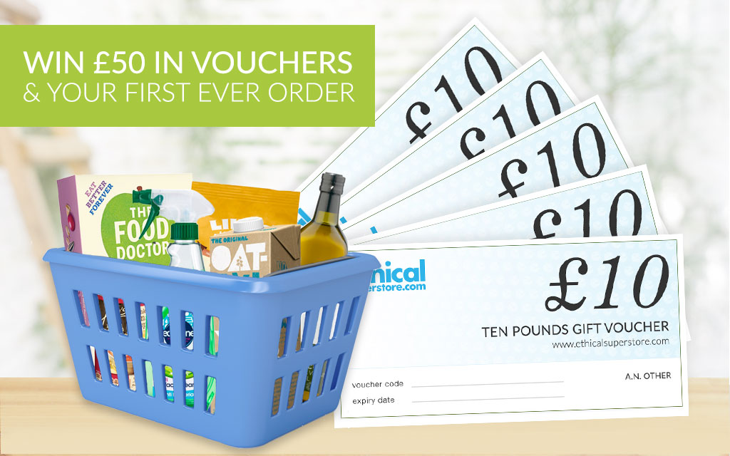 Win £50 of Ethical Superstore Vouchers!