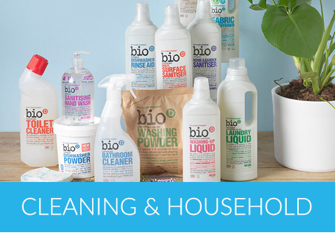 Special Offers In Cleaning & Household