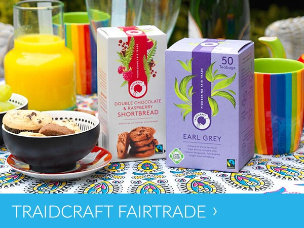 Traidcraft Fairtrade Certified*