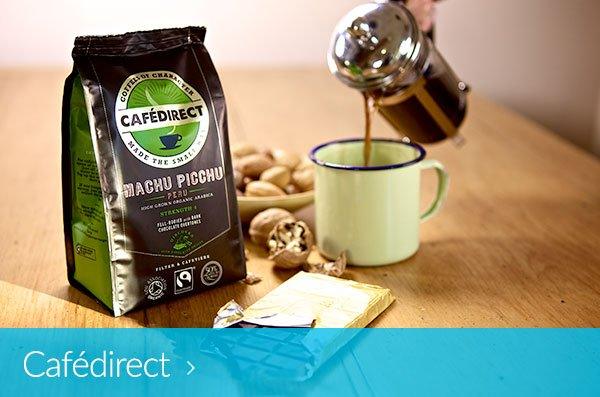 25% off all Cafedirect