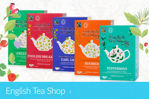 25% off Fairtrade English Tea