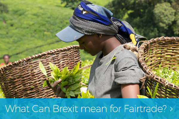 What Can Brexit mean for Fairtrade?