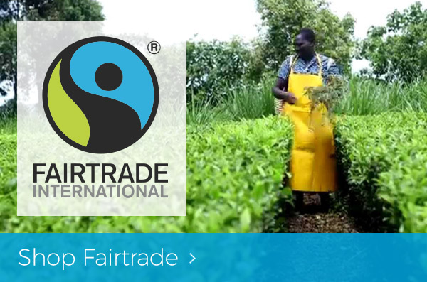 20% off all Fairtrade