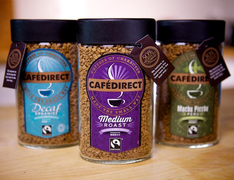 Cafedirect Fairtrade Machu Picchu Instant Coffee 100g