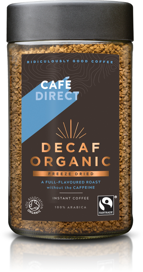 Cafe Direct Decaf Coffee