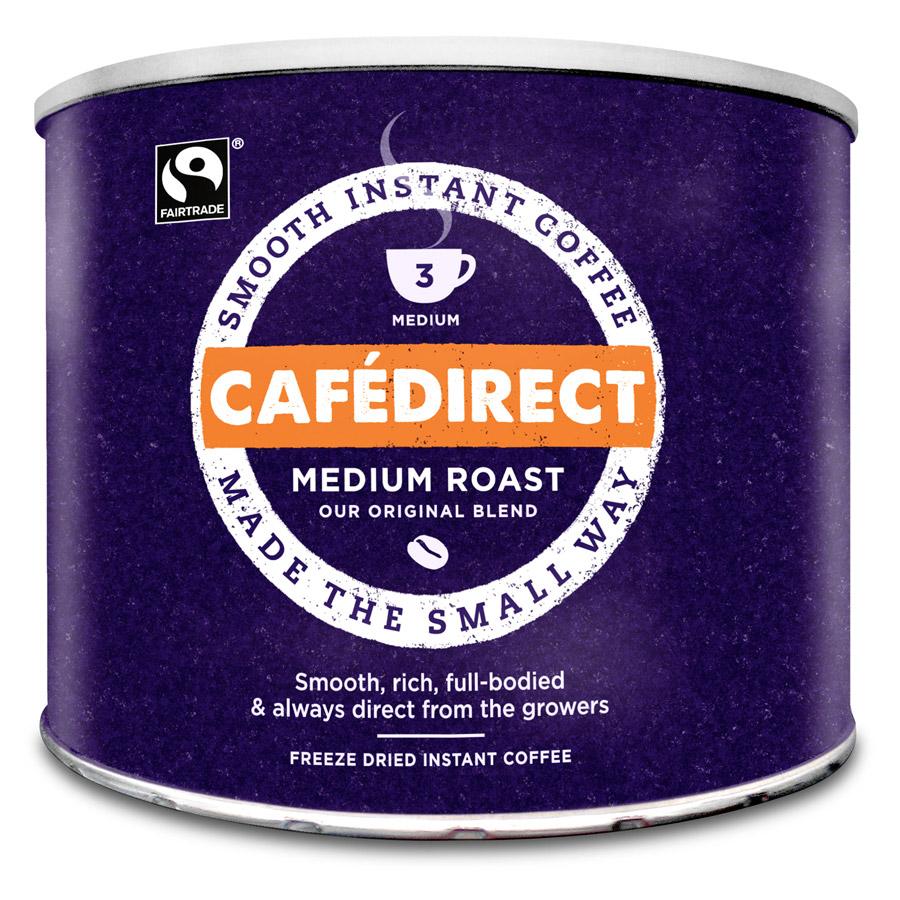 Cafedirect Fairtrade Classic Blend Coffee 500g