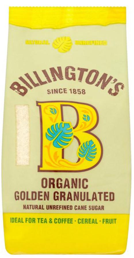Billingtons Organic Granulated Sugar - 500g