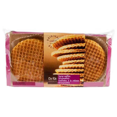 De Rit Syrup Waffles. From: De Rit ID209009