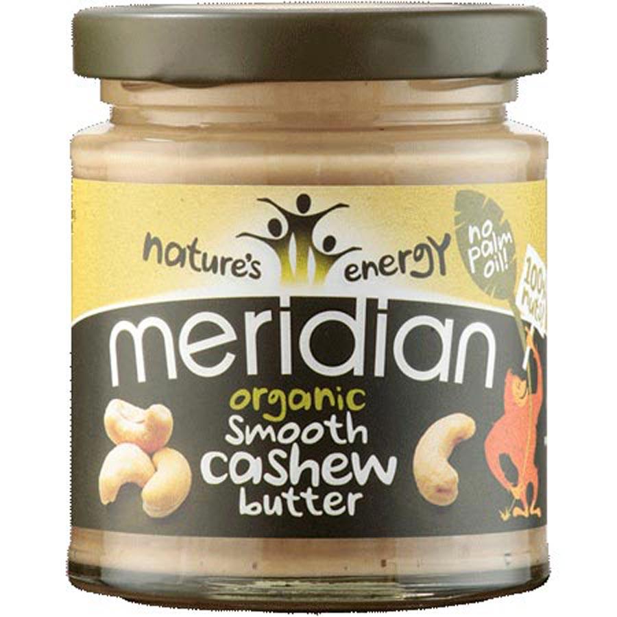 Meridian Cashew Nut Butter 170g Meridian Foods