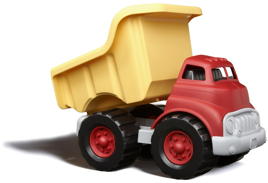 Green Toy Truck : Green toys recycled dump truck