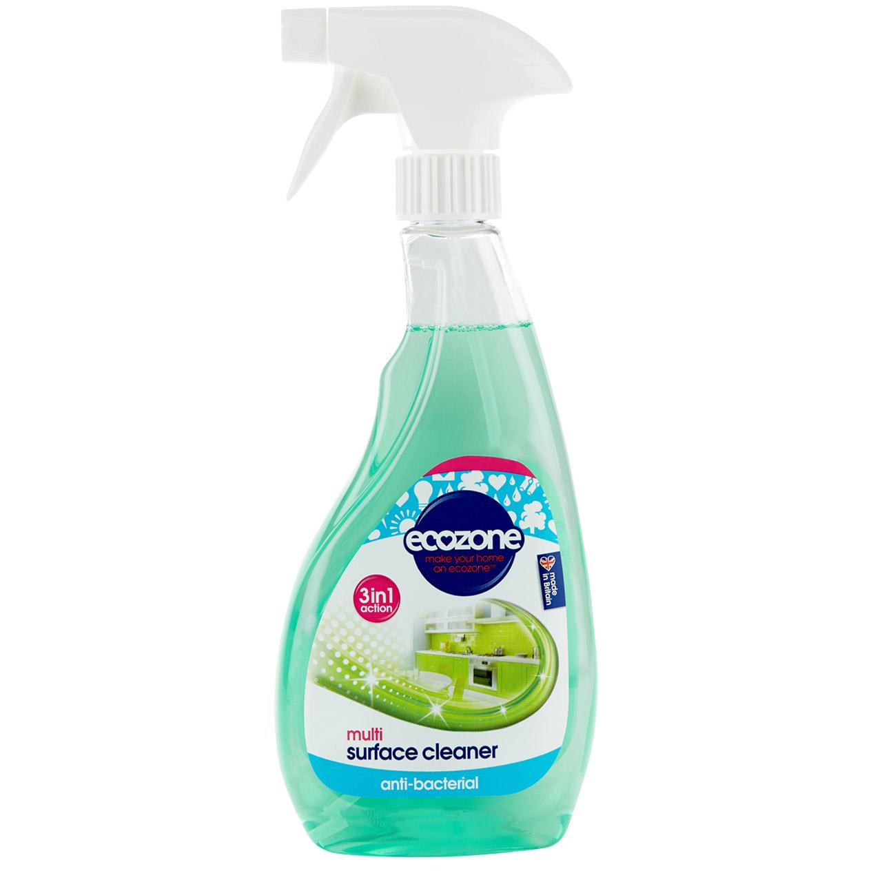 Ecozone Anti Bacterial Multi-Surface Cleaner - 500ml