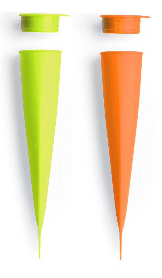 Garden Ice Lolly Mould - Pack of 2
