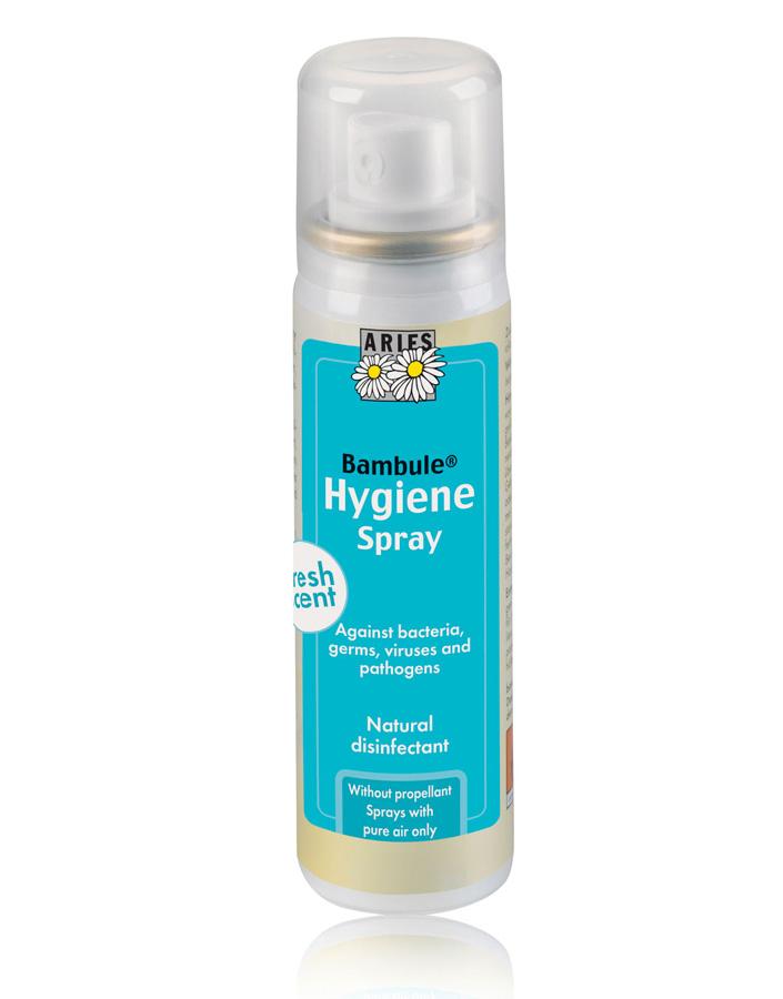 Garden Bambule Hygiene Spray 50ml
