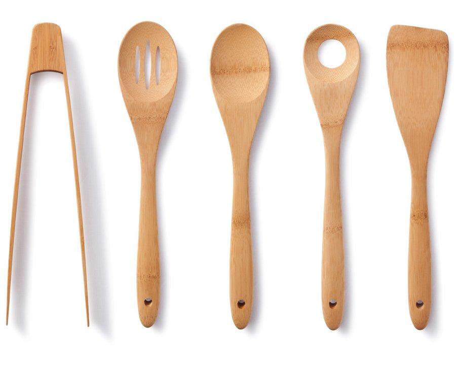 Kitchen utensils crowdbuild for for Kitchen set list