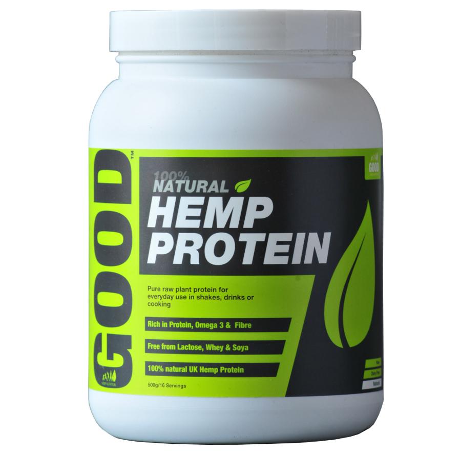 how to drink hemp protein powder