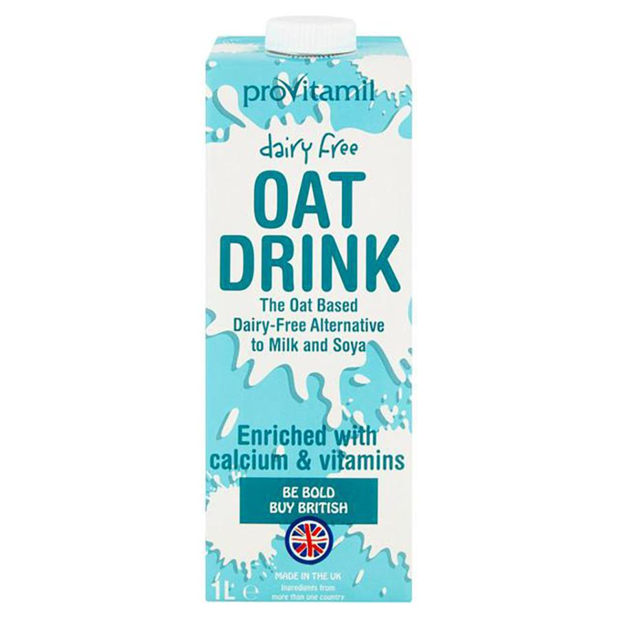 Provitamil Oat Drink Milk Alternative - 1 litre