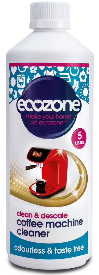 Ecozone Coffee Machine Cleaner & Descaler - 500ml