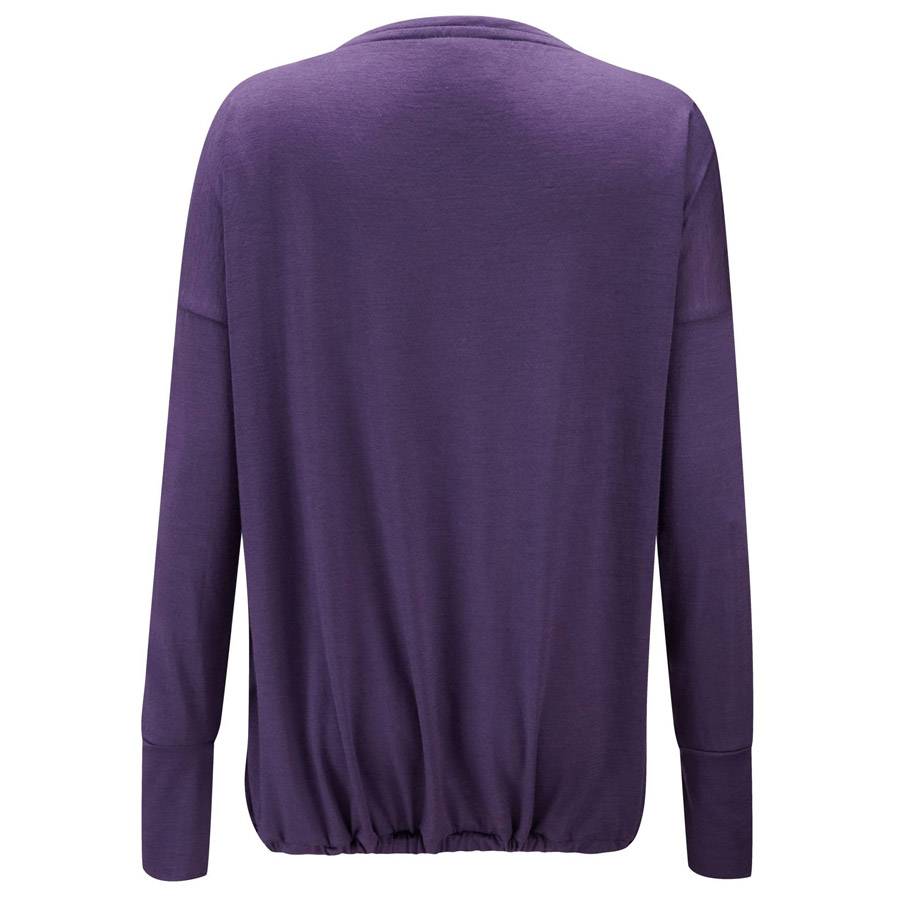 From Clothing Merino Wool V-Neck Top