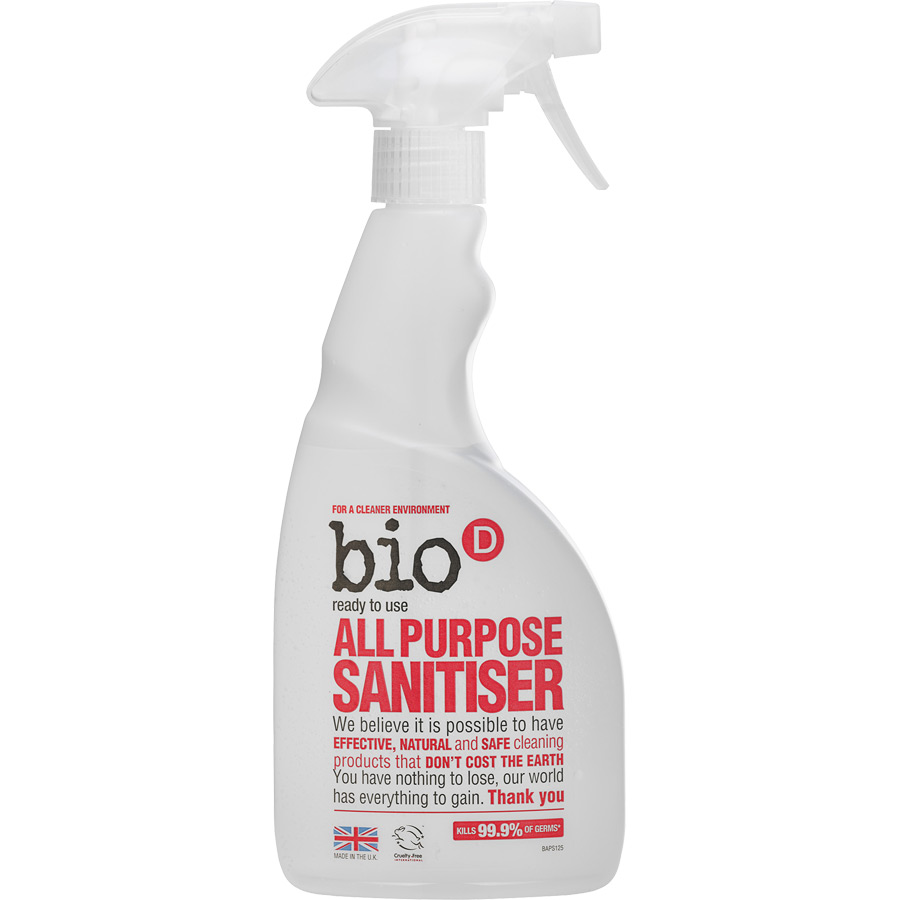 Sanitiser Spray 500ml