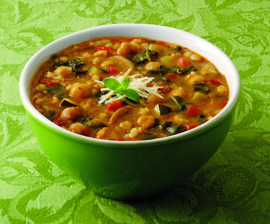 Amy S Kitchen Rustic Vegetable Soup G