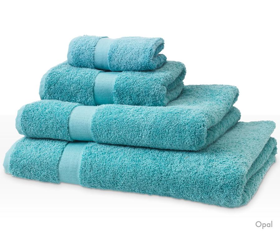 Natural Collection Organic Cotton Bath Towel Opal Meeta