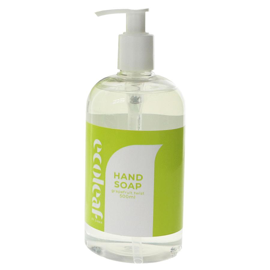 Ecoleaf Hand Soap - Grapefruit Twist - 500ml