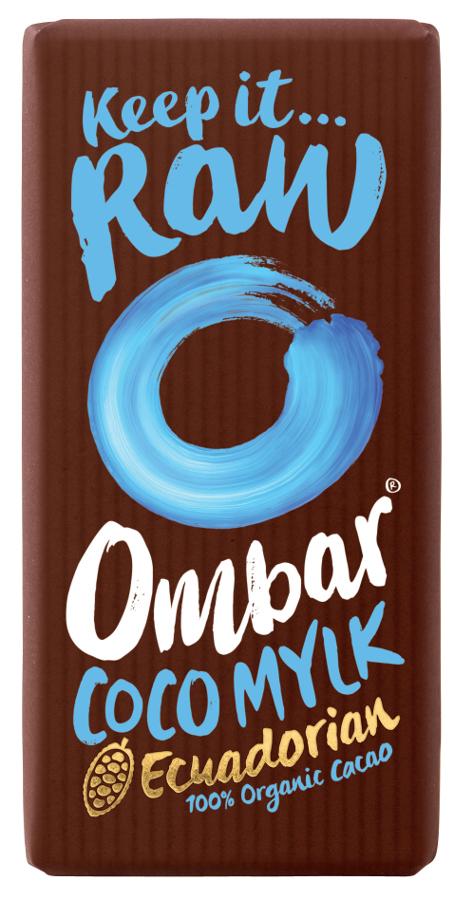 Ombar Raw Chocolate Coco Mylk - 35g