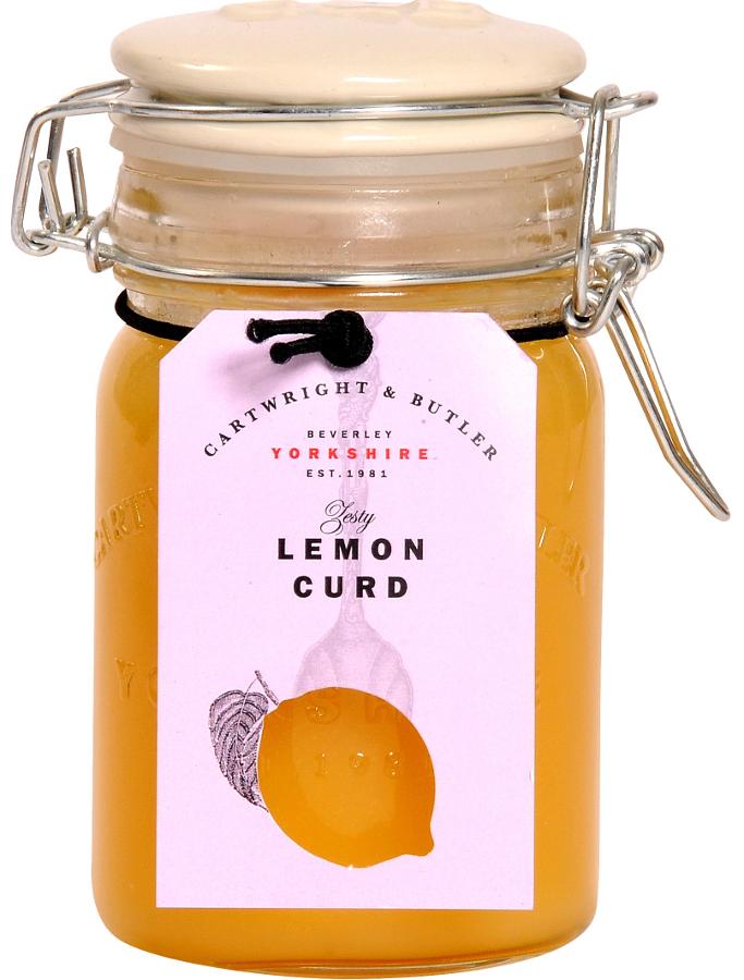 Cartwright & Butler Lemon Curd - 275g