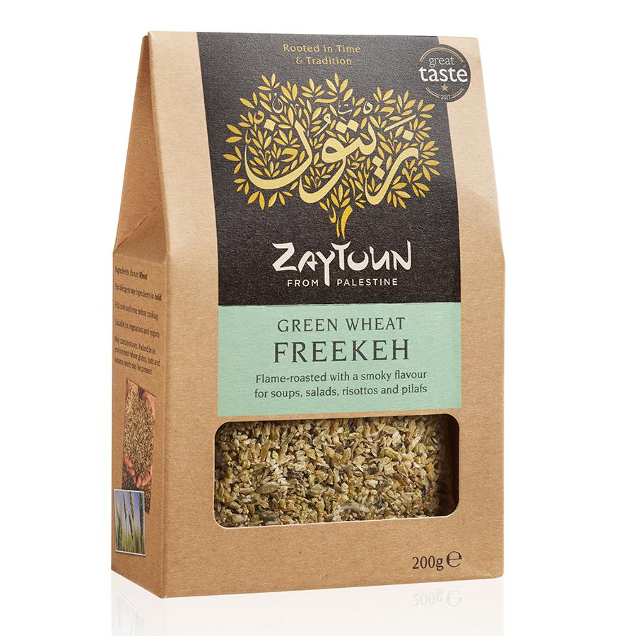 Zaytoun Smoky Freekeh - 200g