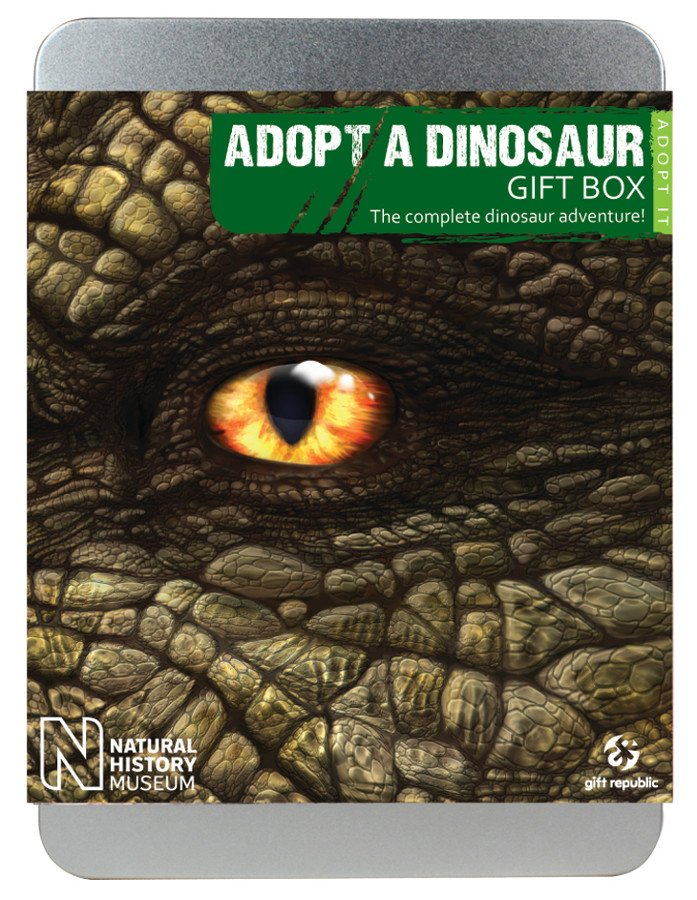 Image of Adopt a Dinosaur Gift Pack