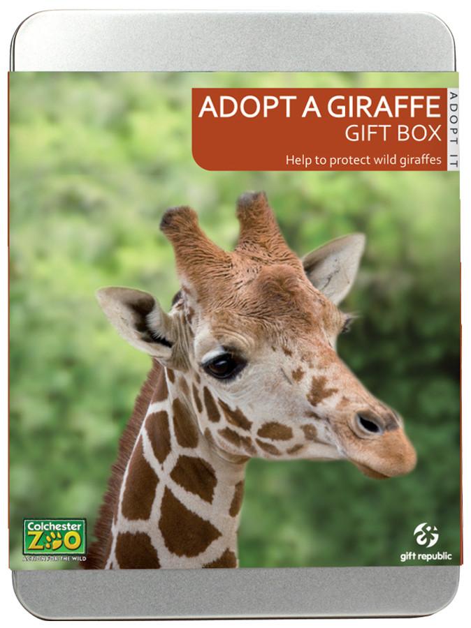 Image of Adopt a Giraffe Gift Pack