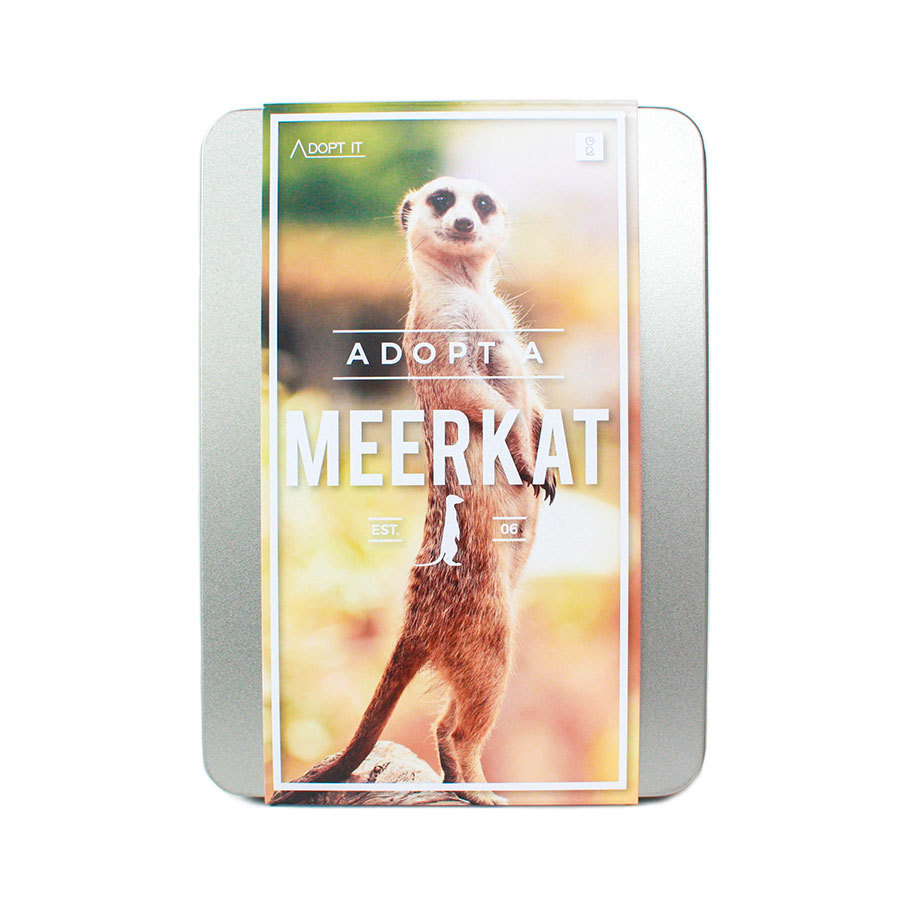Image of Adopt a Meerkat Gift Pack