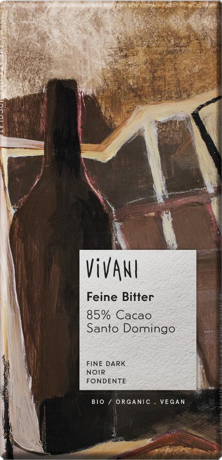 Vivani Organic 85% Dark Chocolate - 100g