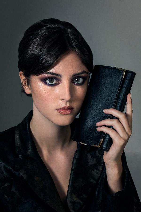 Wilby Drayton Black Wallet - Wilby & Co Ltd